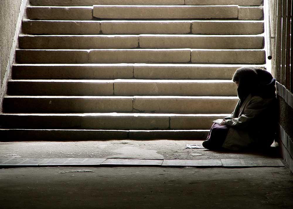 Beggars Before Christ