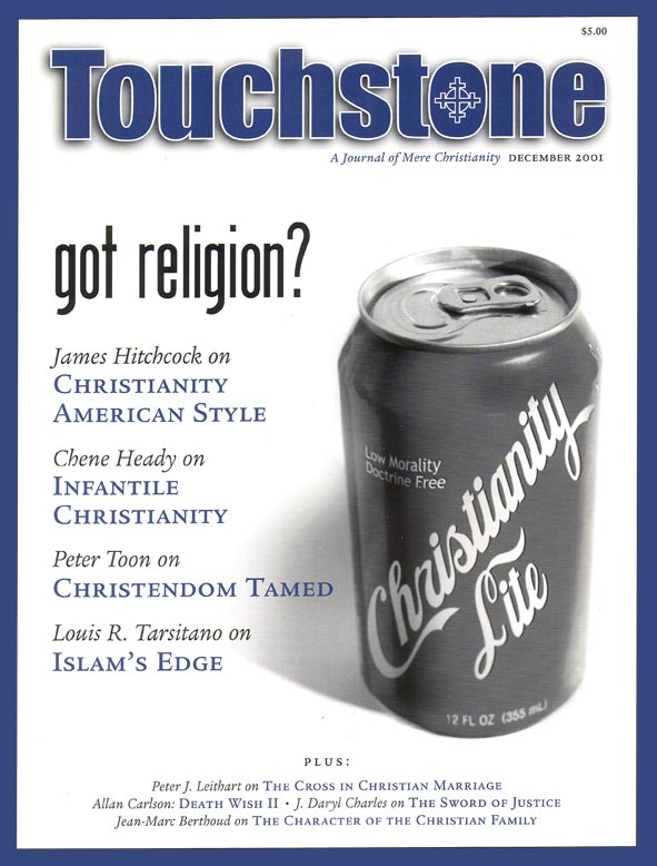 Touchstone December 2001