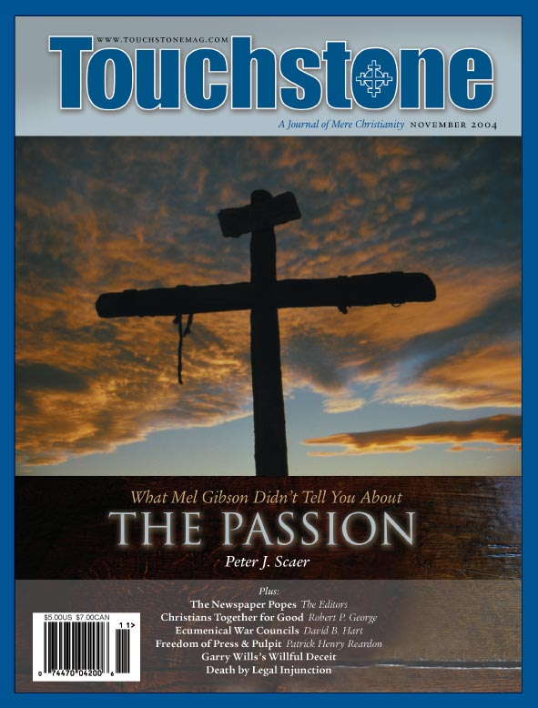Touchstone November 2004