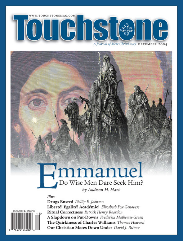 Touchstone December 2004
