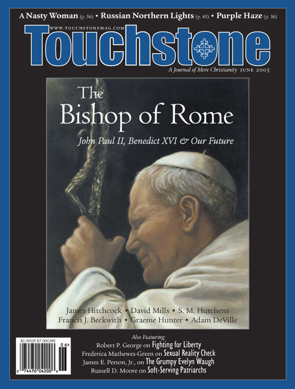 Touchstone June 2005