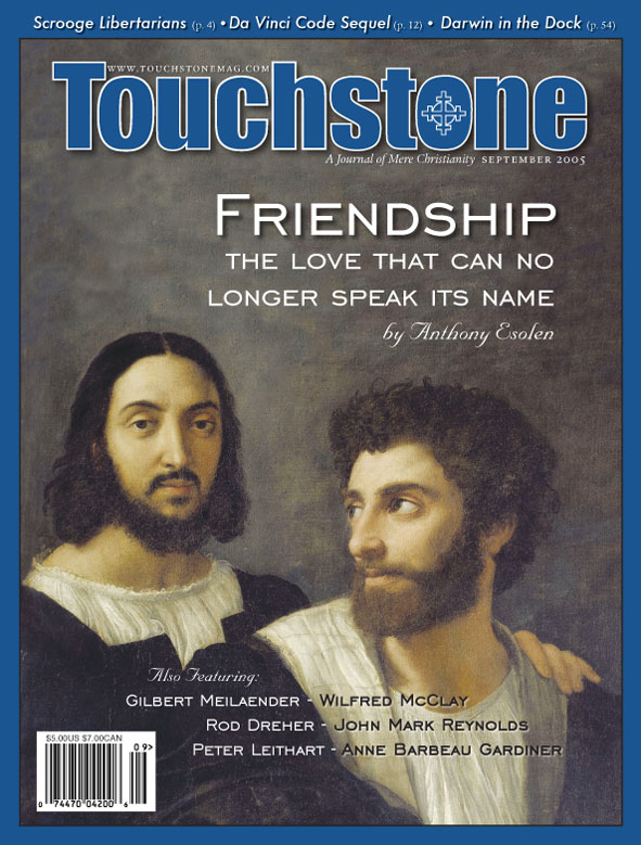 Touchstone September 2005