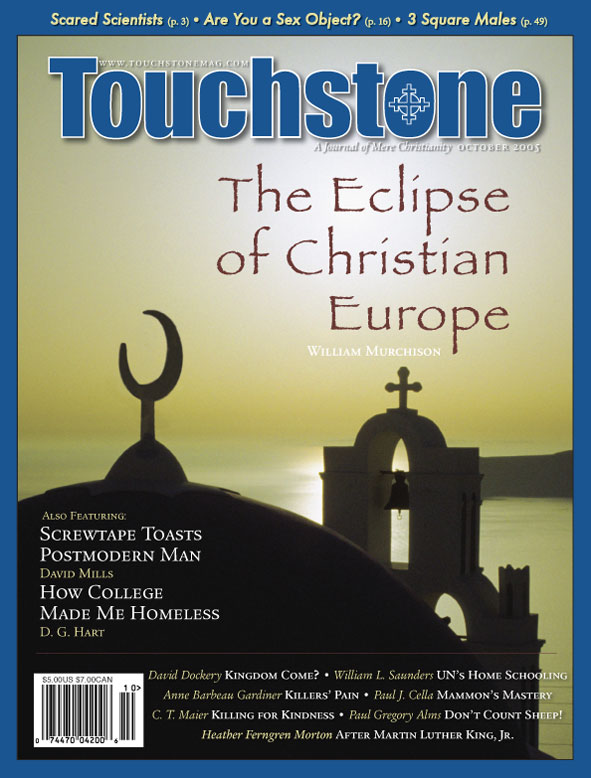 Touchstone October 2005