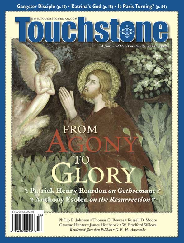 Touchstone April 2006