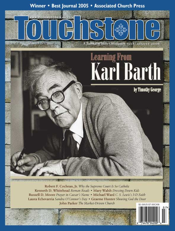 Touchstone July/August 2006