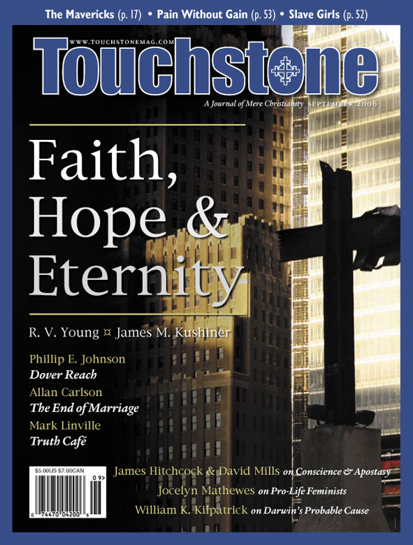 Touchstone September 2006