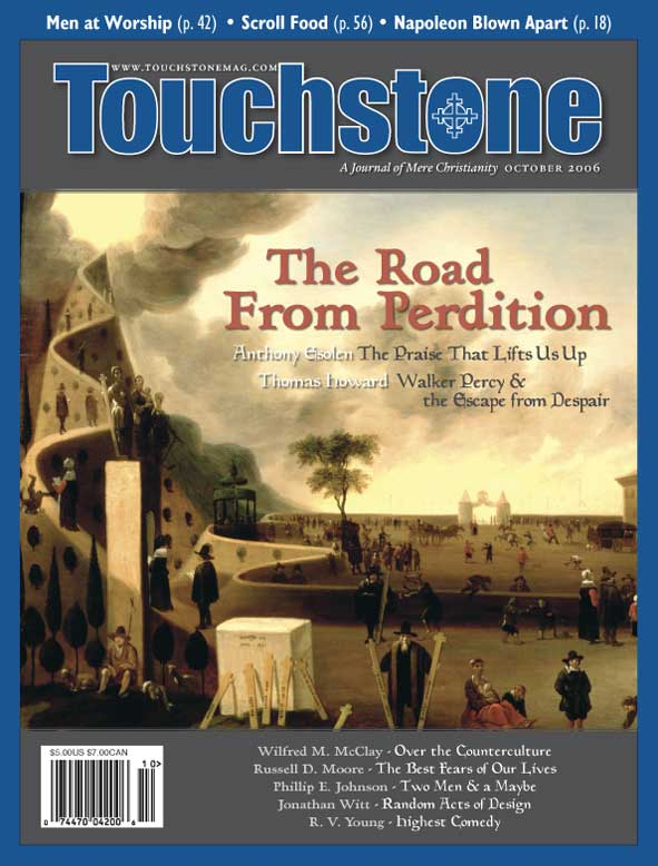 Touchstone October 2006