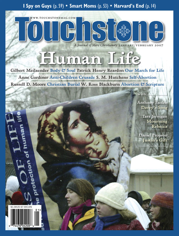 Touchstone January/February 2007