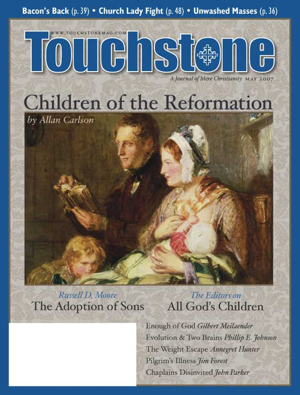 Touchstone May 2007