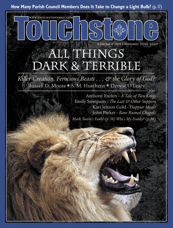 Touchstone June 2007