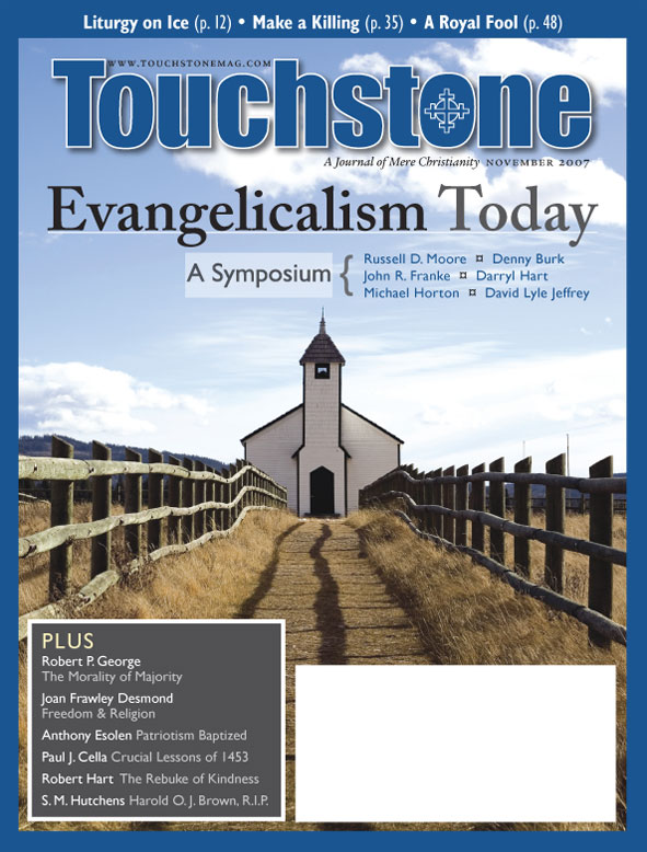 Touchstone November 2007