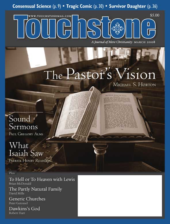Touchstone March 2008