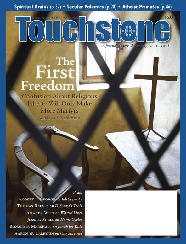 Touchstone April 2008