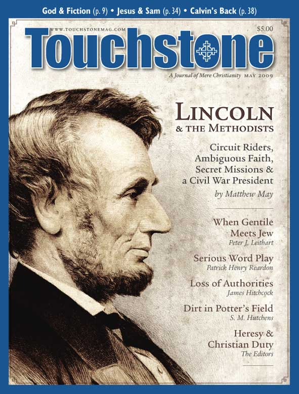 Touchstone May 2009