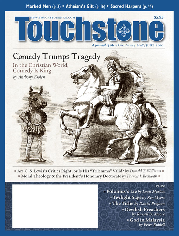 Touchstone May/June 2010
