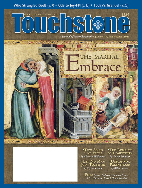 Touchstone January/February 2011