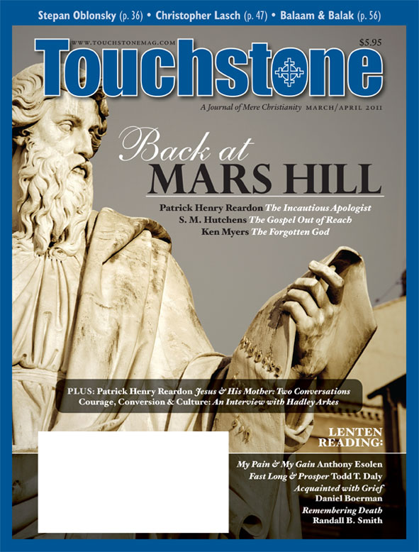 Touchstone March/April 2011