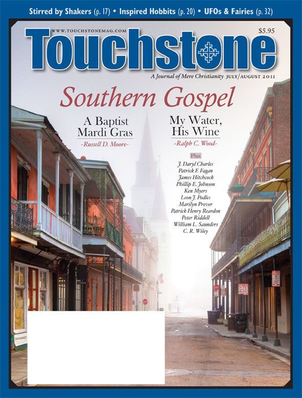Touchstone July/August 2011