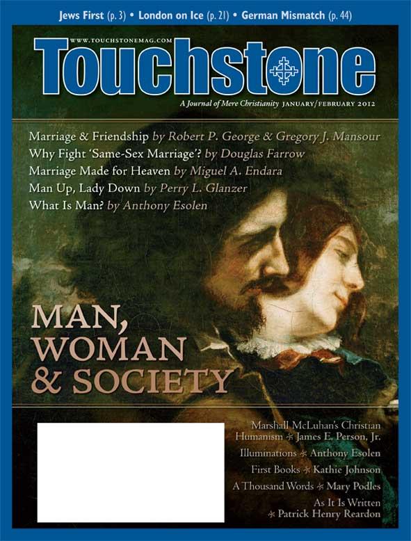 Touchstone January/February 2012
