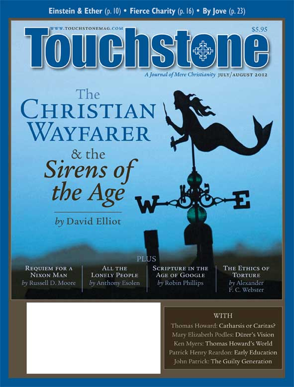 Touchstone July/August 2012