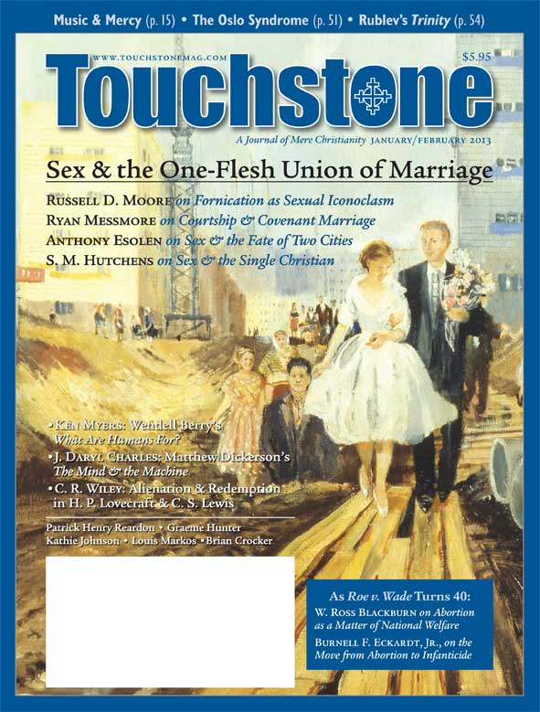Touchstone January/February 2013