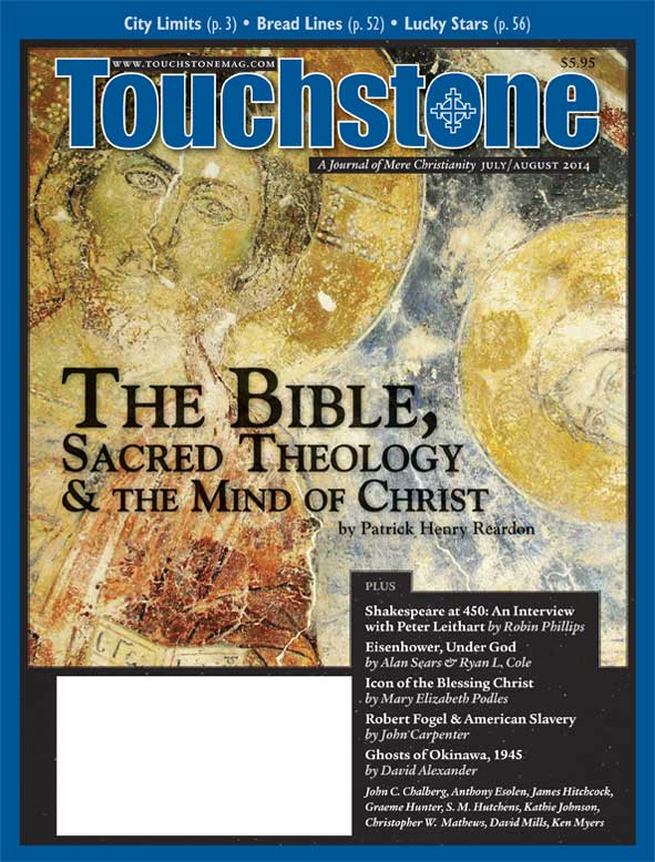 Touchstone July/August 2014