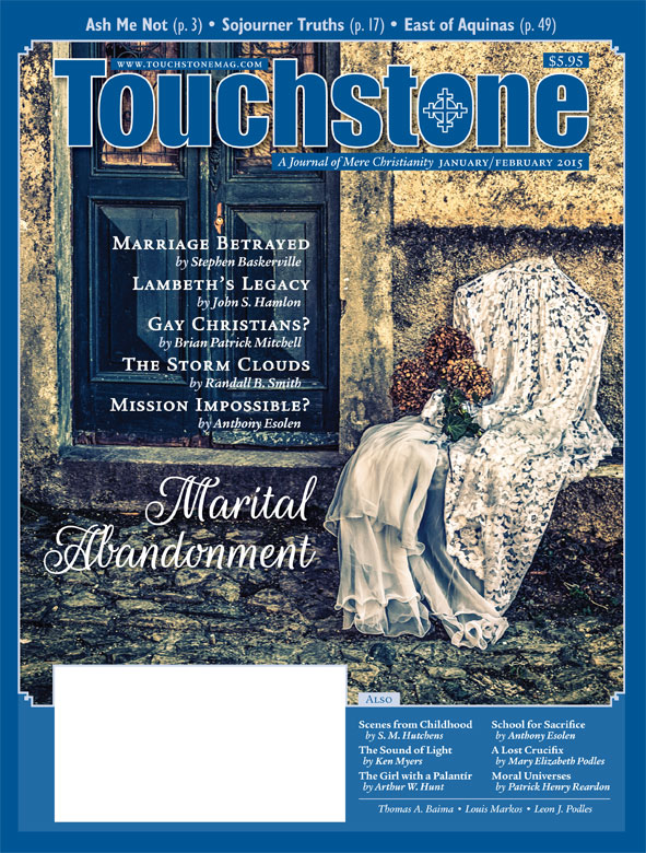 Touchstone January/February 2015