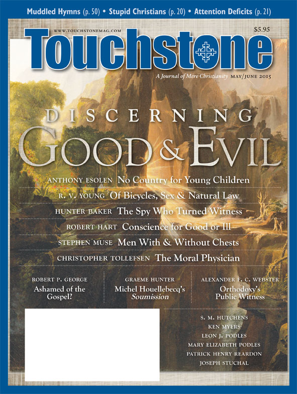 Touchstone May/June 2015
