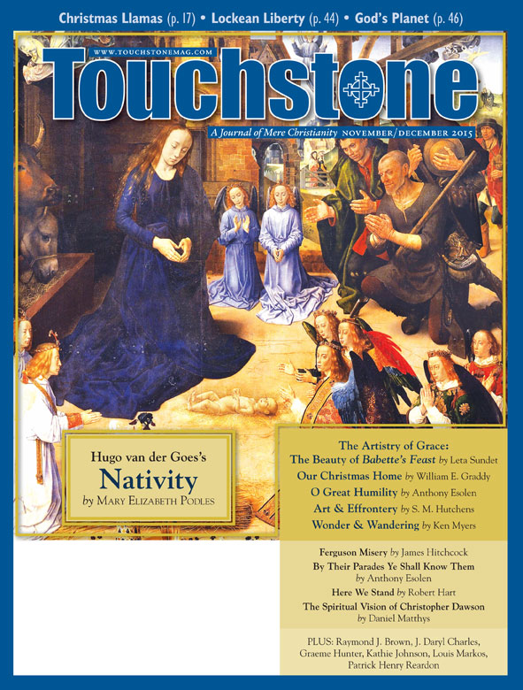 Touchstone November/December 2015