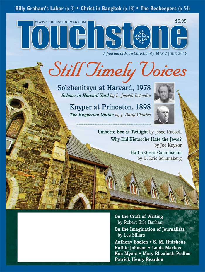 Touchstone May/June 2018
