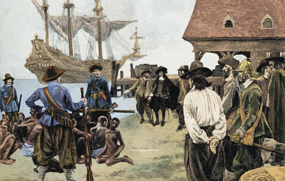 Owning Slavery