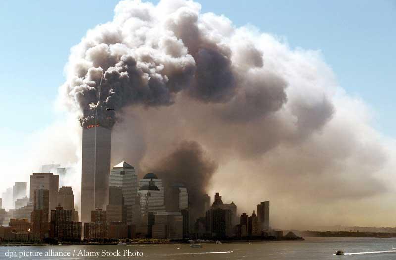 Waking Up on 9/11