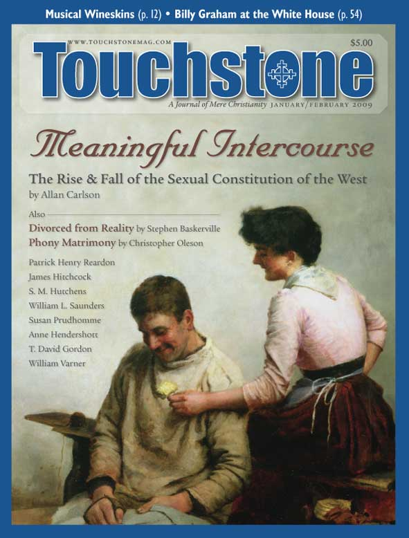 Meaningful Intercourse The Touchstone Archives