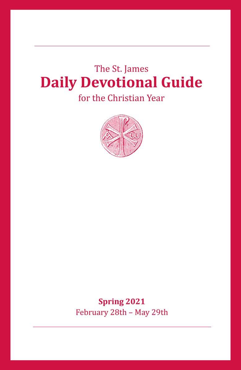 Daily Devotional Guide Login